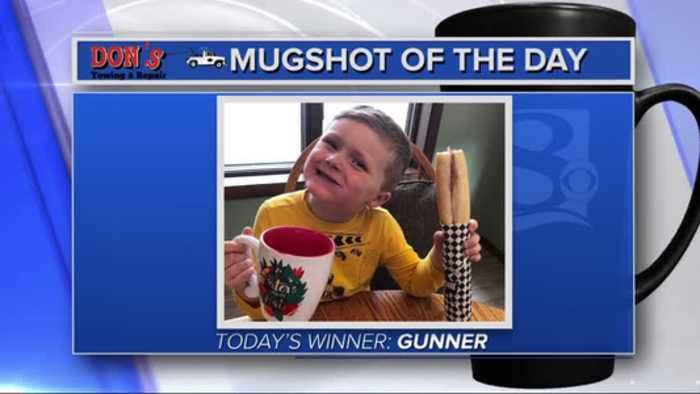 Mug shot of the day - 4/8/19 - Gunner