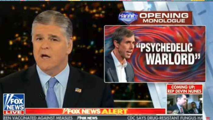 Sean Hannity: Beto O'Rourke 'Represents All That Is Wrong With The Modern Democratic Socialistic Extreme Party'