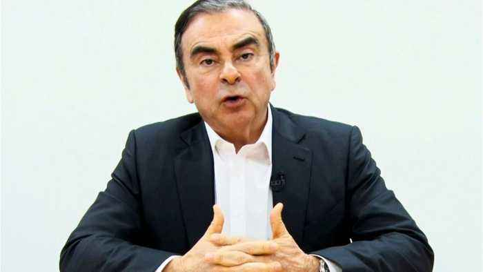 Ghosn Is Back In Jail