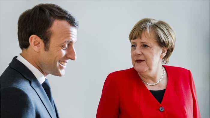 Theresa May to ask Merkel and Macron for Brexit delay