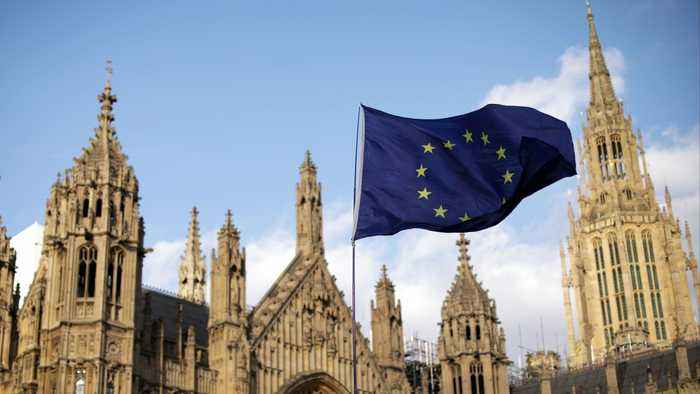 House Of Lords Approves Bill Forcing May To Seek A Brexit Delay