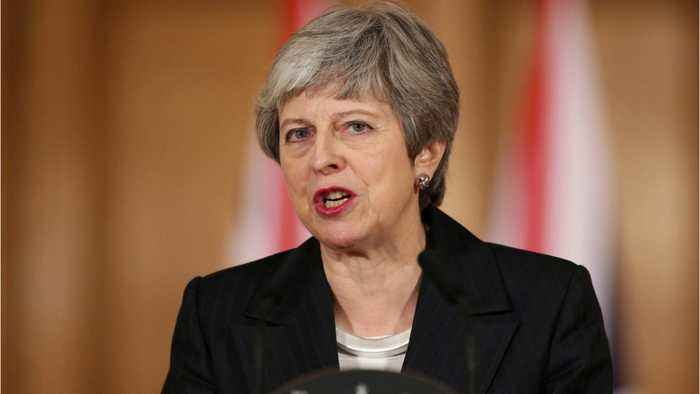 May Is Reportedly Considering Pitching Idea Of Holding A Second Brexit Referendum