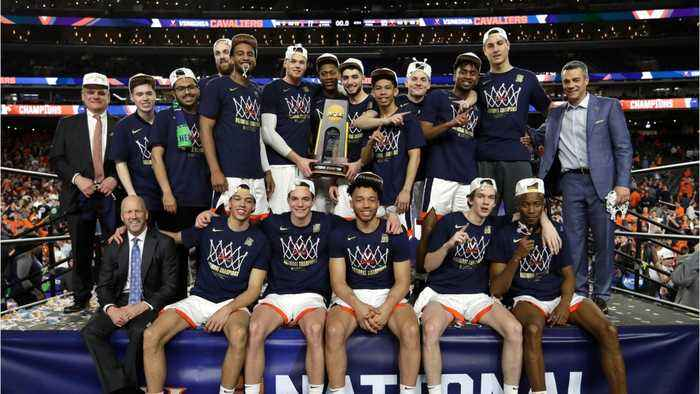 Virginia Wins National Title In OT