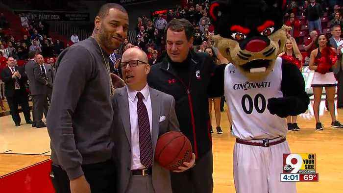 University of Cincinnati's Mick Cronin becomes head coach at UCLA