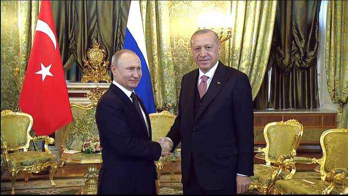 Syria joint patrols: Russia and Turkey announce Idlib deal