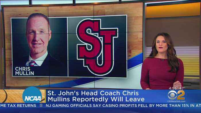 St. John's Head Coach Chris Mullins Reportedly Will Leave