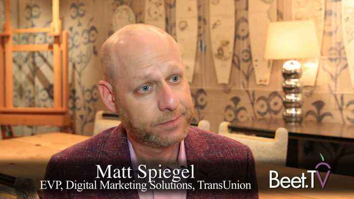 TransUnion Offer Credit Scores For Ad Targeting: Spiegel
