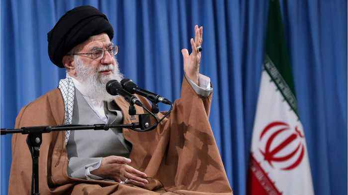 Khamenei Rejects US Designation Of Guards As Terrorist Organization