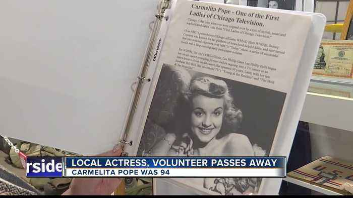Local actress and volunteer passes away