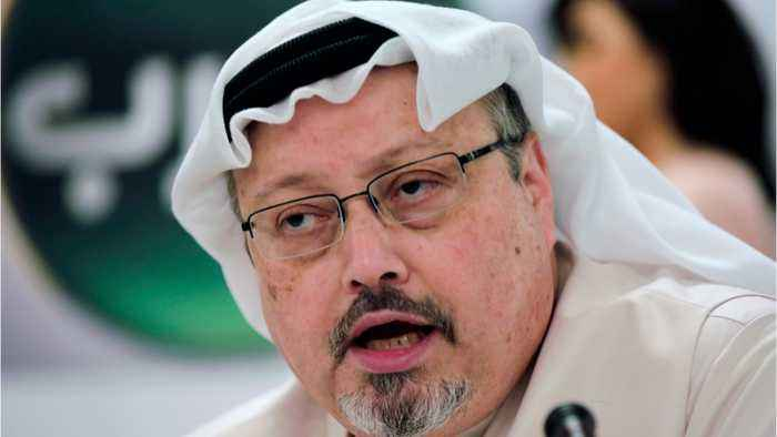 US State Department Barred 16 People Involved In Khashoggi Killing