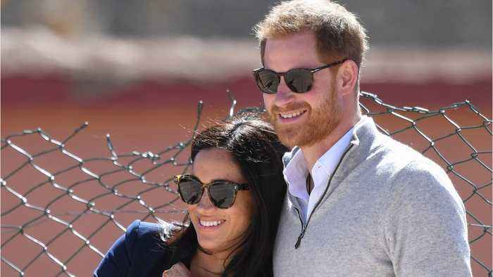 What Will Harry And Meghan Name Their Royal Baby?