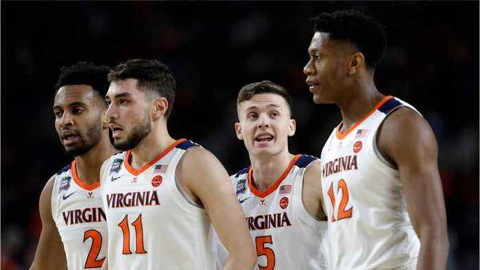 De'Andre Hunter Leads Virginia To A Title