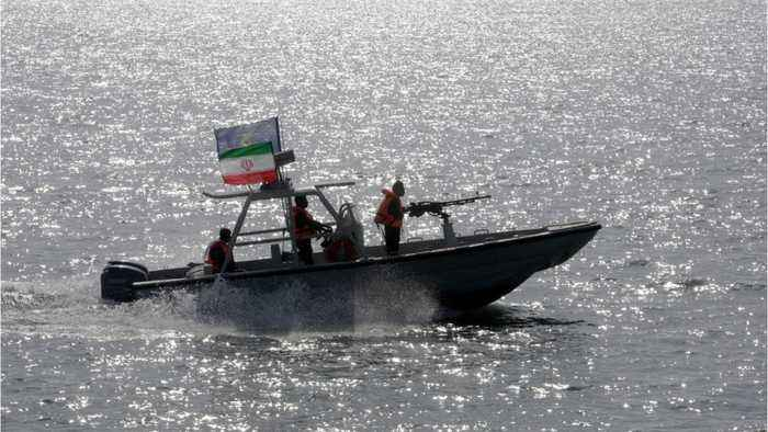 Iranian Guards Commander Warns U.S. Navy Ships To Keep Their Distance