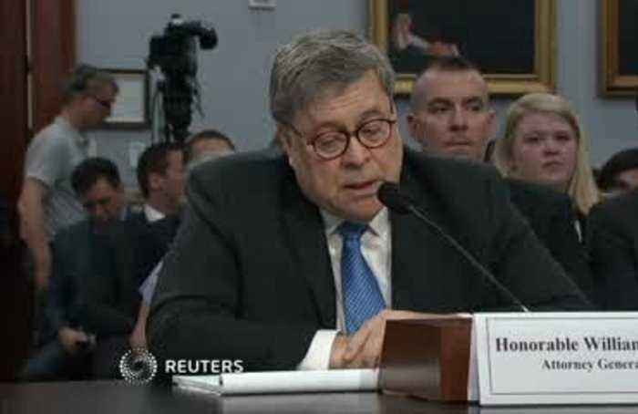Barr promises Mueller report 'within a week'