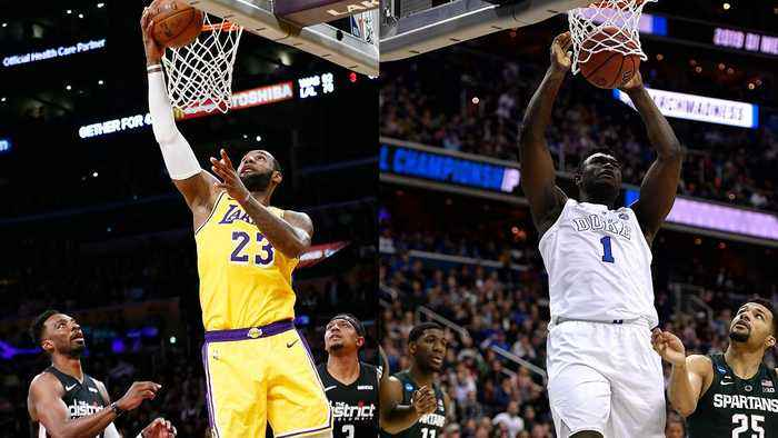 Who Will Be More Valuable to Team USA in 2020, Zion Williamson or LeBron James?