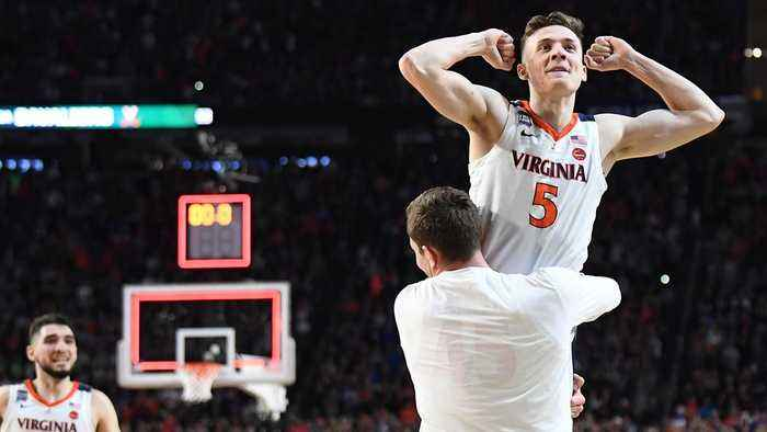 How Much Has Luck Contributed to Virginia's NCAA Tournament Run?