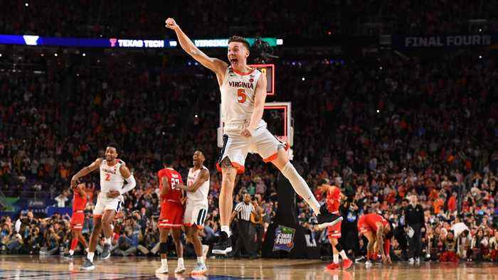 Virginia's Redemption Story Ranks as an All-Time Turnaround