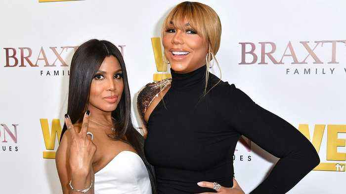 'Celebrity Big Brother' Winner Tamar Braxton Says Sister Toni Would Be 'Horrible' On the Show