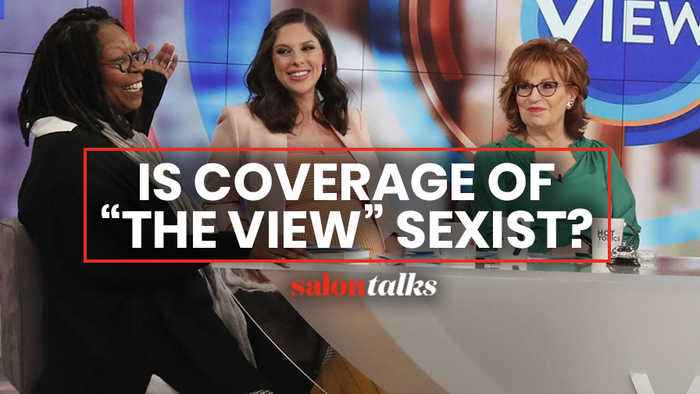 """The story behind the media's cat fight"""" fixation with """"The View'"""