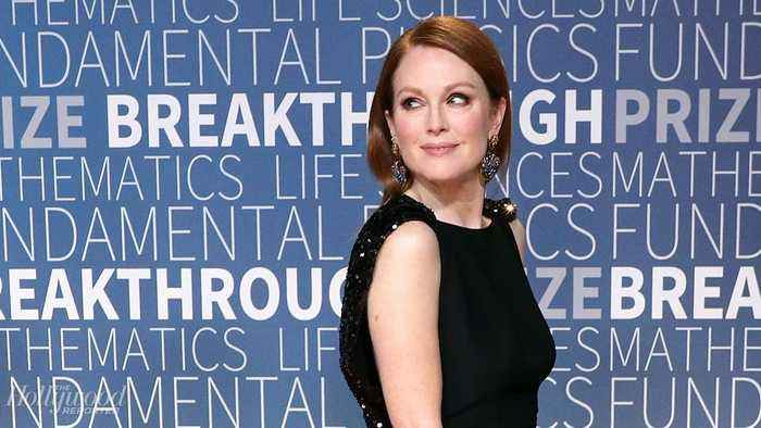 Julianne Moore Set to Star in Apple Drama 'Lisey's Story' | THR News
