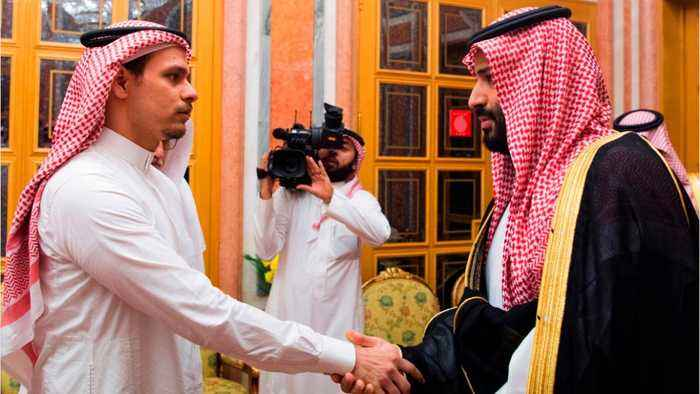 Jamal Khashoggi's Son Issues Strange Statement Absolving  Saudi Crown Prince