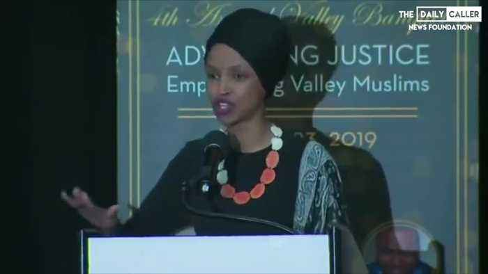 Ilhan Omar says to Raise Hell, Make People Uncomfortable