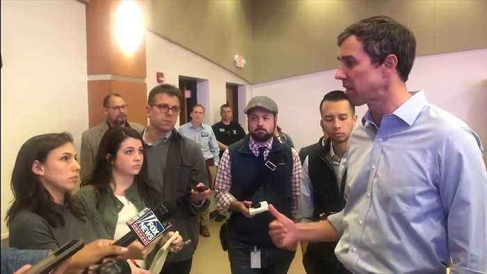 Beto O'Rourke Compares Trump's Immigration Rhetoric to the Third Reich