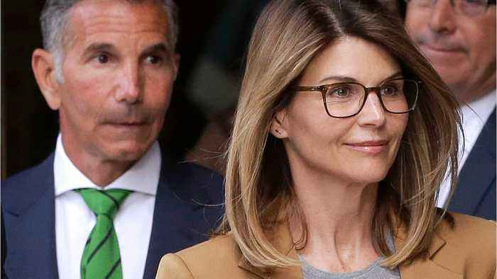 Lori Loughlin And Husband Face New Charge In The 'Operation Varsity Blues' Scandal