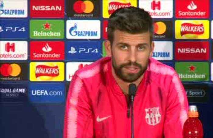 Don't leave United alive in the tie, Pique warns Barca