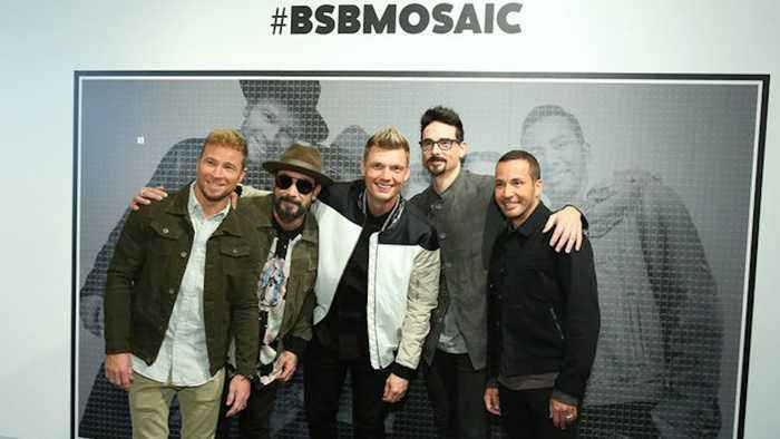 An Inside Look at The Grammy Museum's 'Backstreet Boys: The Experience' Exhibit | Billboard News