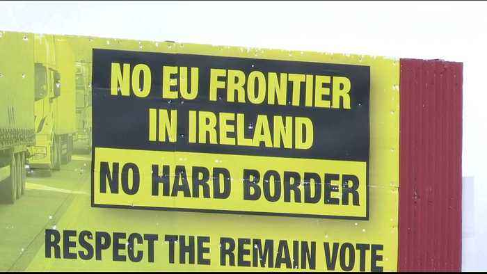 Brexit: Uncertainty on Irish backstop leaves residents on border anxious