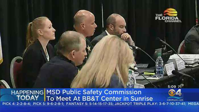 MSD Public Safety Commission To Hear From Victims' Families