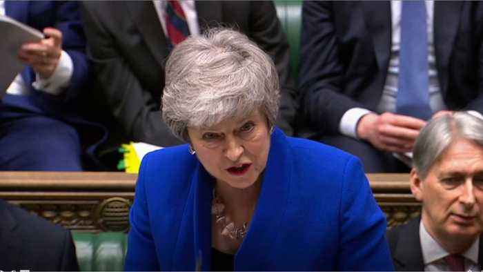 UK PM May Still Not Willing To Do Second Brexit Vote