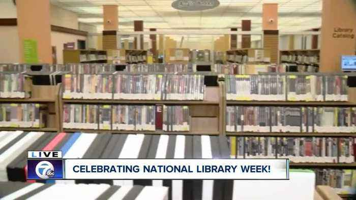 Buffalo & Erie County public libraries are so much more than books