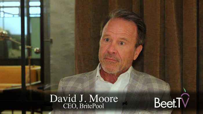 After WPP, Moore Helms New Ad ID Initiative BritePool