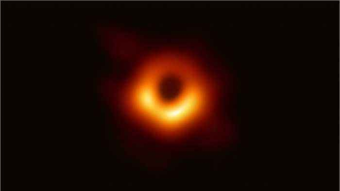 Scientists Release First Image of Black Hole