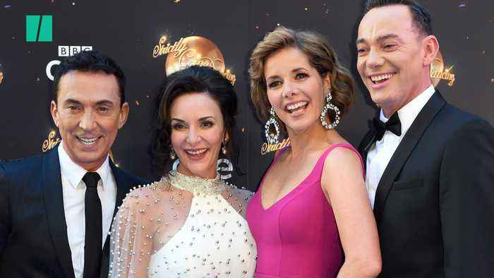 Darcey Bussell Quits 'Strictly Come Dancing'