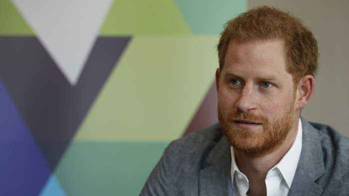 Prince Harry Works With Oprah Winfrey To Create A Mental Health Series