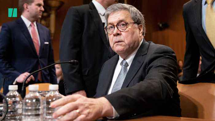 Attorney General Barr Testifies On Obamacare Lawsuit