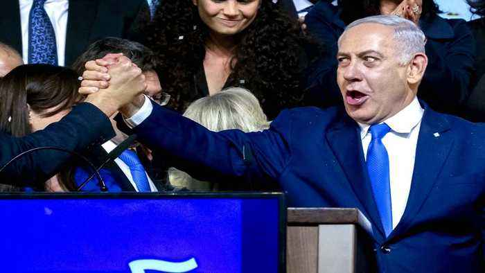 Israel elections: Netanyahu set for record fifth term as PM