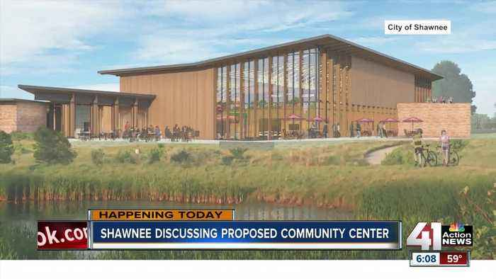 Shawnee considering tax increase for new community center