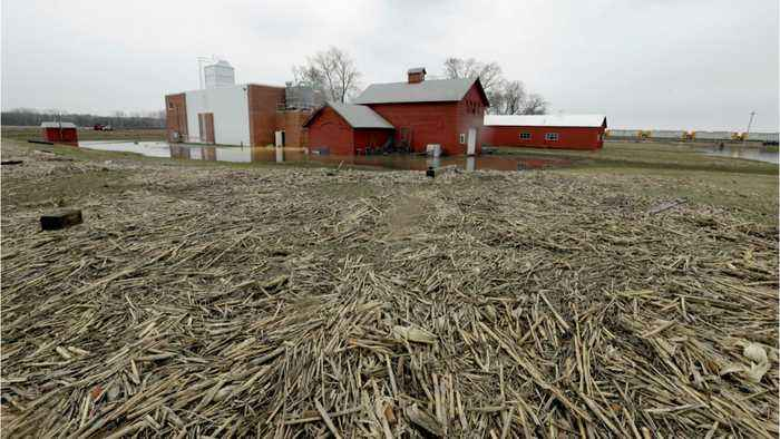 U.S. Farmers, Reeling From Severe Floods, Face New Storm