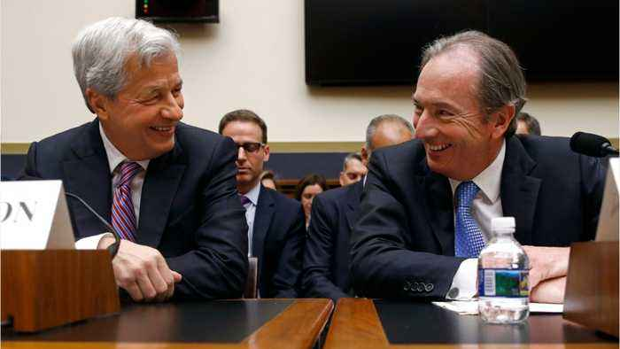 For First Time Since Financial Crisis, U.S. Lawmakers Question Bank CEOs