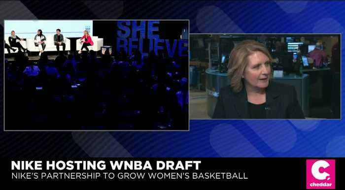 Nike and WNBA Expand Partnership