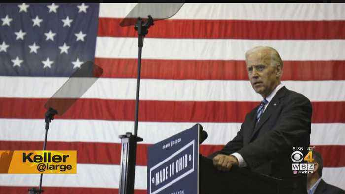 Keller @ Large: How Is Joe Biden Polling After Inappropriate Touching Allegations?