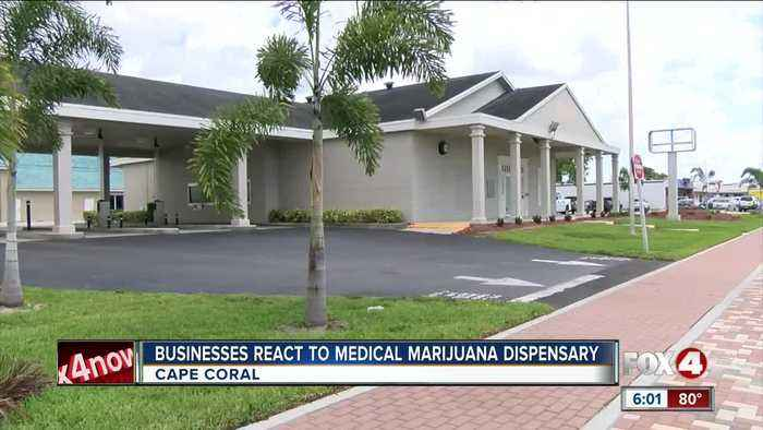 Medical marijuana dispensary to open soon in Cape Coral