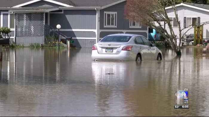 Cottage Grove residents return home after severe flooding