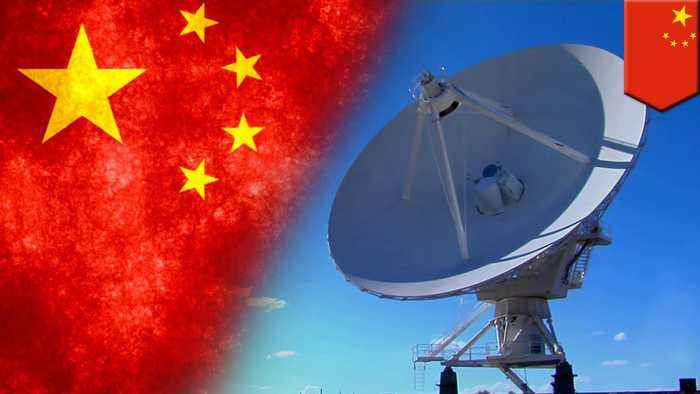 Images show Chinese anti-satellite laser base