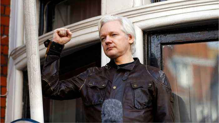 UK Won't Send Assange To U.S. If He Faces Death Penalty, Minister