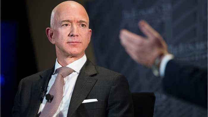 Jeff Bezos Meeting With Prosecutors Over Allegations Saudis Hacked His Nudes
